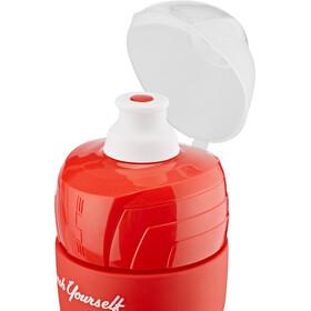 Elite Ombra Trinkflasche 750ml rot/weiß